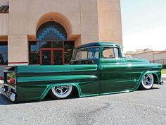 chevy: i wouldn't want out lowered like this, but this is a beautiful truck