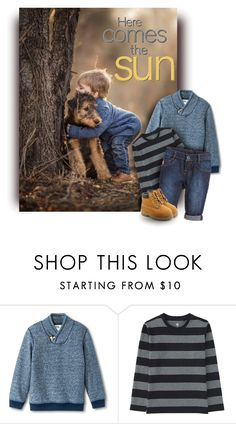 """Here Sunny!"" by maison-de-forgeron ❤ liked on Polyvore featuring Uniqlo, Paul Smith and Timberland"