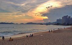 #AcapulcoJoy #Acapulco #VisitMexico #Idyllic # Sunset #Mexico #Beach