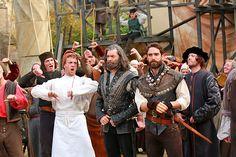 #MoreGalavant is the name of the campaign, and it's goal is to bring back Galavant.