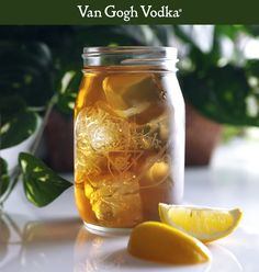 Get all the flavor you want and none of the calories you don't with this Skinny Raspberry Peach Tea summer cocktail. Ingredients: 1 oz. Van Gogh Raspberry Vodka, 1 oz. Van Gogh Cool Peach Vodka and 4 oz. diet peach iced tea. Combine ingredients and shake vigorously in shaker with ice. Strain into a glass and enjoy!