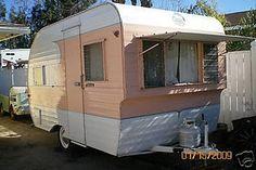 vintage trailer trailer-love