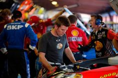 Jamie McMurray, complintating the year that wasn't...  NASCAR Sprint Cup Pictures - CBSSports.com
