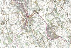 Midsomer Norton & Radstock, Farrington Gurney, High Littleton, Timsbury & Peasedown St John - back of the map Coal Mining, Going On Holiday, Somerset, Map, Travel, Voyage, Viajes, Maps, Traveling
