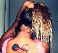 #young #blondhair #infinity #girl