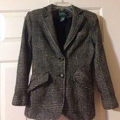 Ralph Lauren Jackets & Blazers - Ralph Lauren cashmere silk wool blend blazer