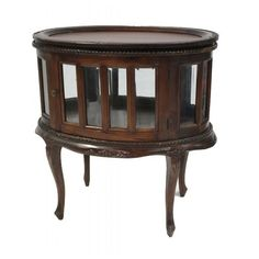 HO Oval Tea Table