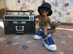 The born of hiphop