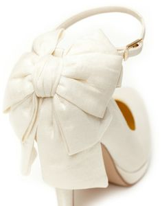 LILIKOI WEDDING SHOES | Crepe Court Shoes in Ivory -  - Style36 Court Shoes, Wedding Shoes, Fashion Shoes, Plate, Ivory, Blue And White, Wedding Photography, Womens Fashion, Bhs Wedding Shoes