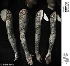 Ivan Hack Tattoo | Moscow Russia