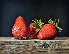 Oil on Canvas Watercolor Fruit, Fruit Painting, Watercolor Paintings, Watercolours, Hyper Realistic Paintings, Still Life Fruit, Nature Drawing, Polychromos, Painting Still Life