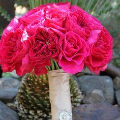 2017 Garden Rose wedding trends! Your  #1 source for DIY Garden Roses! www.weddingrosesdirect.com #gardenrosebouquet #diyflowers #davidaustin  #bouquet #diybouquet #pinkroses #pinkgardenroses #fuchsiaroses #centerpiece