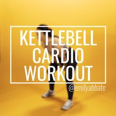 workout If you're not using kettlebells as part of your cardio routine, it's time to reevaluate. This single tool is the easy way to score a strength and cardio workout in one session. Try this beginner kettlebell workout for a total-body burn. Kettlebell Training, Kettlebell Workout Video, Cardio Training, Workout Videos, Gym Workouts, At Home Workouts, Kettlebell Benefits, Cardio Workout For Beginners, Strength Training