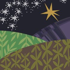Liturgical Art: Advent by Marnie Baehr at Coroflot.com