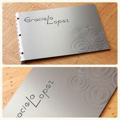Custom Interior Design portfolio book by kloportfolios.com