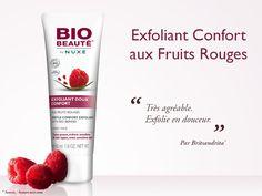 Exfoliant Doux Confort aux Fruits Rouges #biobeaute - Parfumerie et parapharmacie - Nuxe