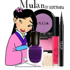 Mulan, created by lalakay.polyvore.com