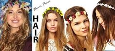 flower power kleding zelf maken - Google zoeken