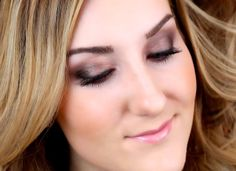 Naked 3 tutorial - soft and smoky eye by Makeup by TiffanyD
