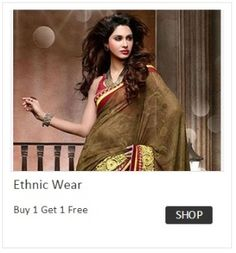 f00557a4923 Snapdeal Offers on Women s Ethnic Wear
