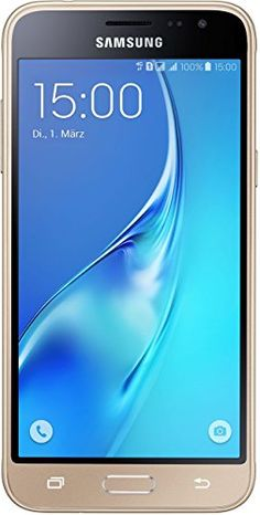 nice Samsung Galaxy J3 SM-J320F 8GB 4G Oro - Smartphone (SIM doble, Android, MicroSIM, GSM, UMTS, LTE)