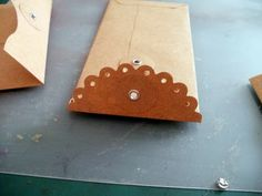 Tutorial bustine di carta   Handmade by Beads and Tricks