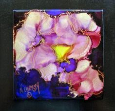 Blooms - The Art of Nancy Christy-Moore Wood Paneling, Mixed Media, Bloom, Gallery, Frame, Painting, Art, Wooden Panelling, Picture Frame
