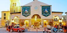 Portofino Bay Hotel - Orlando, FL Universal Studios.