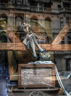 Above it All Window Photography, Artistic Photography, Fine Art Photography, Street Photography, 4th Street, Street Art, Window Reflection, Photo Art, Windows