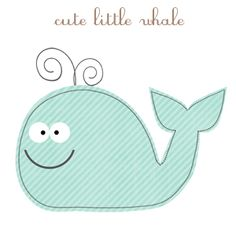 4 free clipart downloads for cards (whale, chick, house, xmas tree)