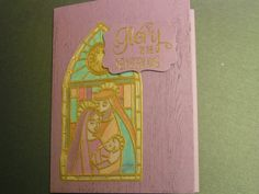 Stampin' Kat: Blendabilities Stained Glass