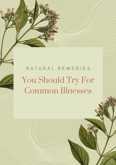 Here are some things you can try aside from taking drugs to relieve common illnesses. #Acupunctureforpain #AcupunctureWorks #Acupuncturebenefits #tcm #traditionalchinesemedicine