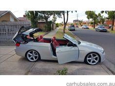2008 BMW E93 325i Individual - Hardtop Convertible Luxury cars - CarHubSales.com.au