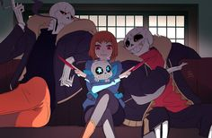 Protecting Baby Blue by OracleSaturn on DeviantArt