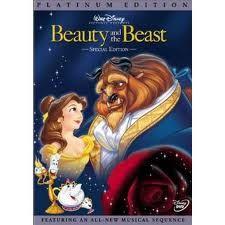 beauty and the beast <3 favorite disney princess movie