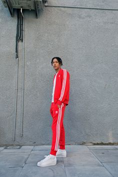 #adidastracksuitday shot by Vicky GroutAlmost 50 years on since adidas released the first Beckenbauer tracksuit, this November celebrates #adidastracksuitday marking its ongoing significance in sport, style and culture and adidas is inviting everyone to get involved.adidas have collaborated with our friends; photographer Vicky Grout and stylist Hayley McCarthey to create a set of London centric images to mark the days significance. One of the originators of the tracksuit, adidas has created…