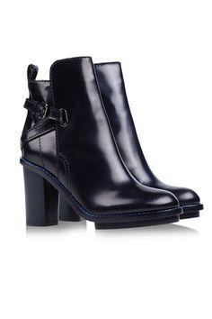 ACNE Ankle Boots, $432 (originally $720); shoescribe.com   - ELLE.com