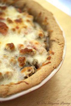 Clean Eating Italian Shepherd's Pie