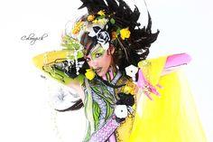 la rose Rose, Body Art, My Arts, Design, Roses, Body Jewelry