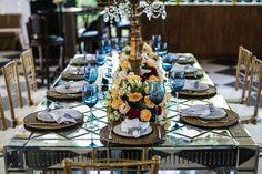 Decor   Decoração   Casamento    Wedding   Wedding Decor   Decoration   Decoração de casamento   Inesquecível Casamento   Decoração carmim e amarela   Flores   Flowers
