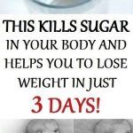 This Kills Sugar In Your Body It Will Disappear In Just 3 Days And You Will Lose Weight - Natural Remedies 365 3 Day Diet Plan, Weight Loss Tips, Lose Weight, Japanese Water, Sugar Detox, Boost Your Metabolism, Losing 10 Pounds, Detox Drinks, Lose Belly Fat