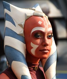 """Ahsoka Tano"" by Gordon Tarpley, via 500px."