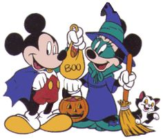 Mickey and Minnie - also a firm family favourite!!