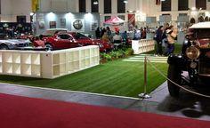 Stand Alfa Romeo. Fira Barcelona 2010. Diseño de JFArquitectes