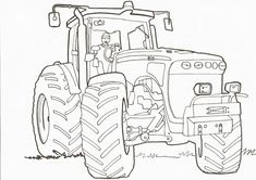 ausmalbilder traktor new holland | ausmalbilder traktor, ausmalbilder, wenn du mal buch