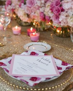 """""""The lovely #pink florals were used as a beautiful motif throughout the #wedding! See the full feature on #MODwedding to see why it's so unique and…"""""""