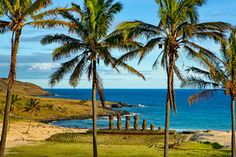 This inspiring travel experience brings you face to face with Santiago de Chile's authentic highlights and the mystery of Easter Island. American Islands, Easter Island, Island Tour, South America, Adventure Travel, Remote, Tropical, Tours, World