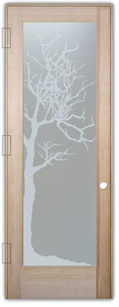 Interior Glass Doors, Etched Glass Front Door Designer
