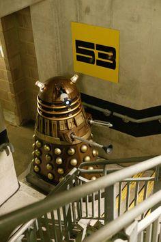 Doctor Who 1x06 - Dalek