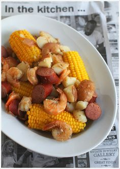 Low Country Shrimp Boil | 31 Fun Summer Dinners You Can Make Without A Grill